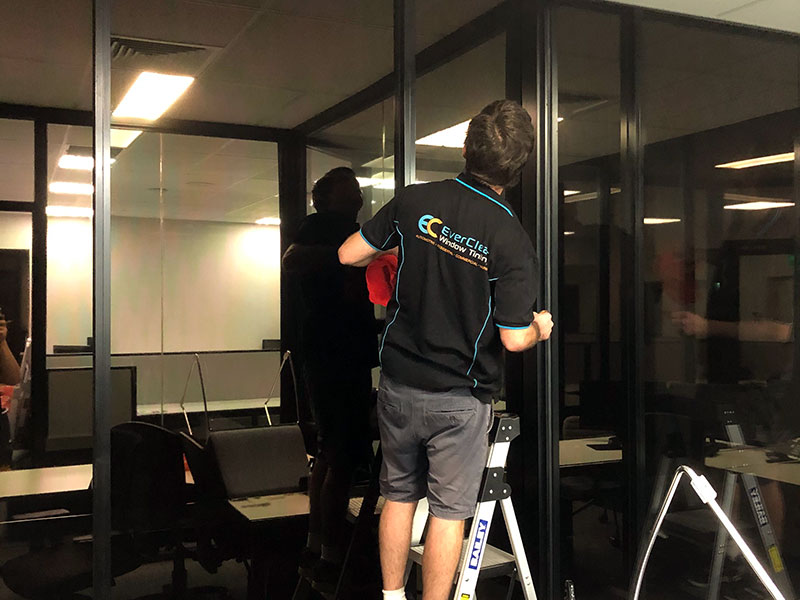 Commercial Office Tinting Sydney